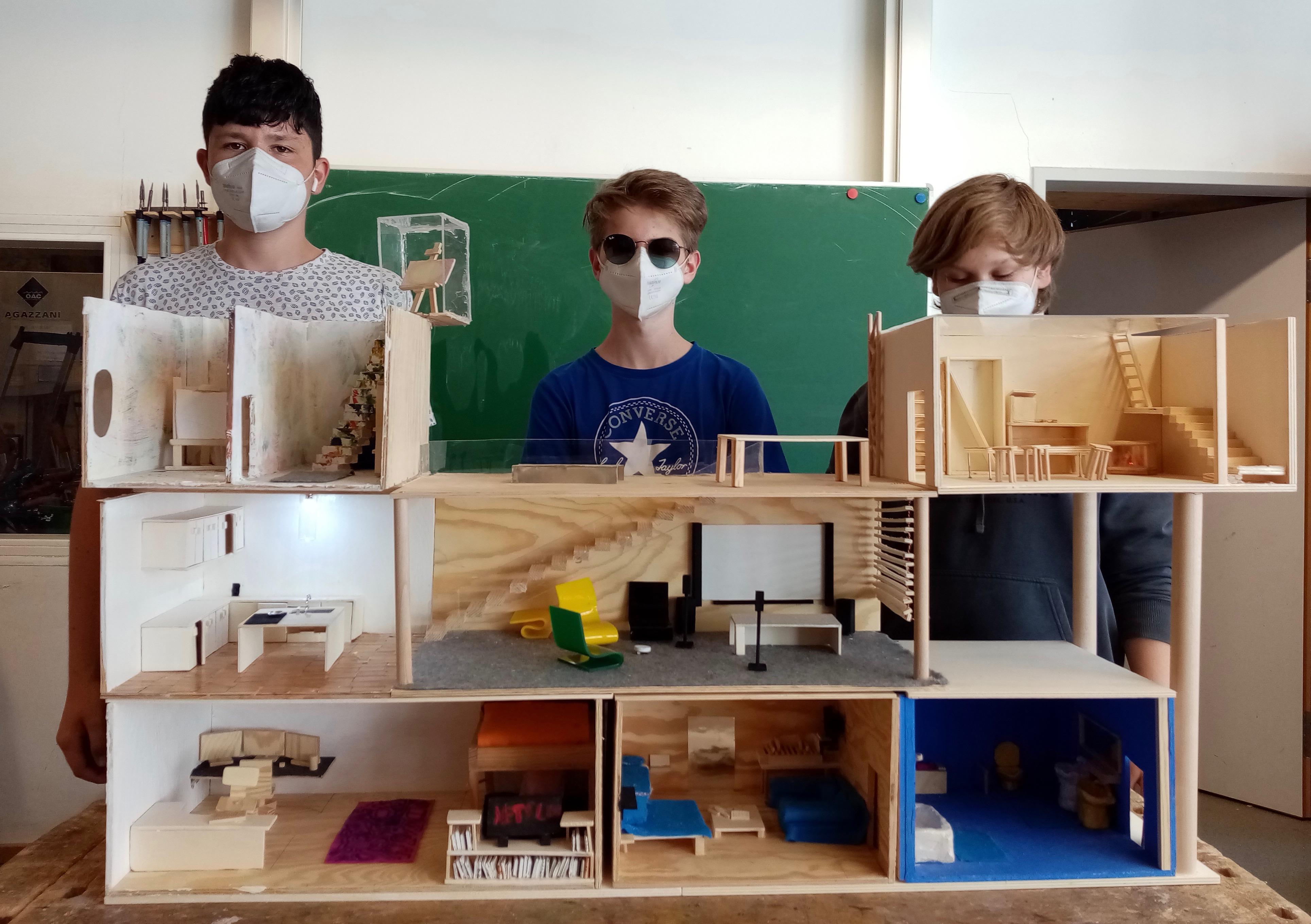 Architekturmodell 1